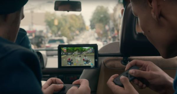 Mario Kart col Nintendo Switch