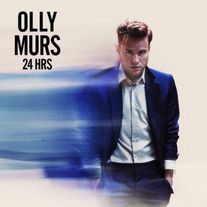 Olly Murs album 24 HRS cover