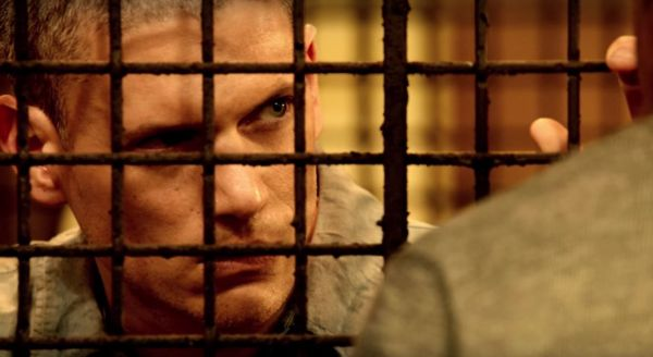 Michael Scofield nuovo spot Prison Break 5