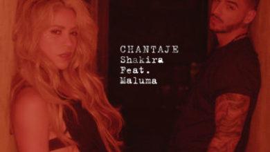 Shakira singolo Chantaje