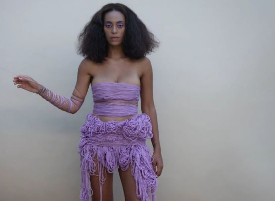 Solange video Cranes In The Sky