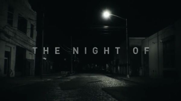 The Night Of Poster Serie Tv