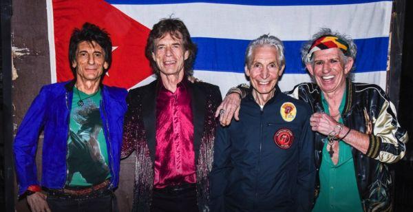 The Rolling Stones tour europeo 2017