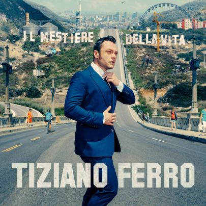 """Tiziano Ferro cover """"Il mestiere della vita"""""""