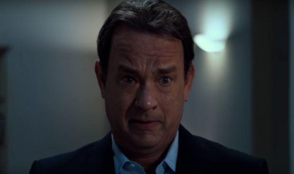 Tom Hanks nel film Inferno di Ron Howard.