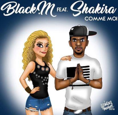 canzone di Shakira Comme Moi