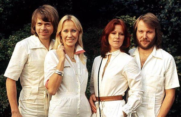 la band ABBA