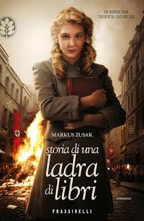 Storia di una ladra di libri libro - Markus Zusak