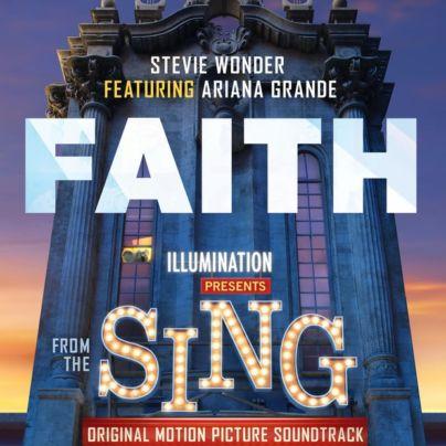 Ariana Grande duetta con Stevie Wonder nel singolo Faith