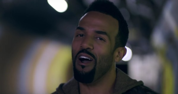 Craig David video Change My Life