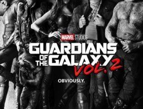 I Guardiani della Galassia 2 Locandina