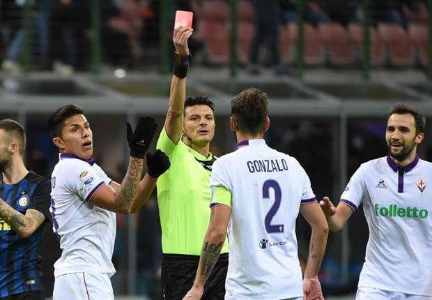 Inter Fiorentina 4 2 Damato