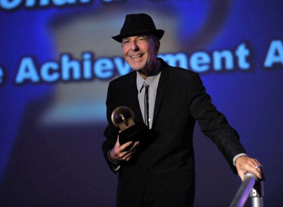 """Il figlio di Leonard Cohen """"Adam"""" ricorda il padre"""