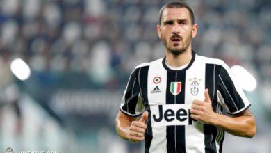 Leonardo Bonucci Juventus 2016