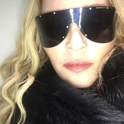 Madonna nel post vittoria di Donald Trump
