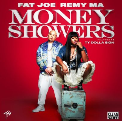 Money Showers Fat Joe & Remy Ma