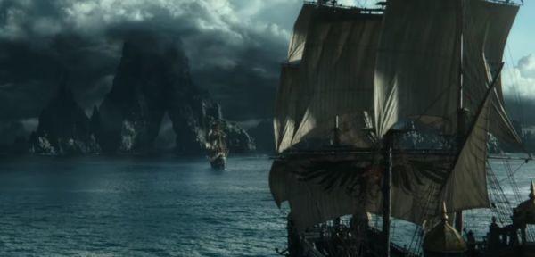 Pirati dei Caraibi La vendetta di Salazar recensione