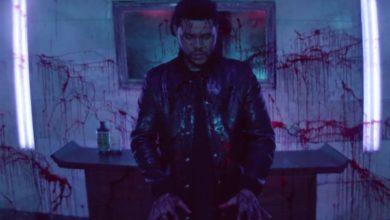 The Weeknd nel cortometraggio Mania.