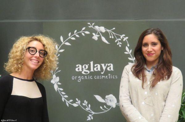 Giulia e Angela di Aglaya Organic Cosmetics
