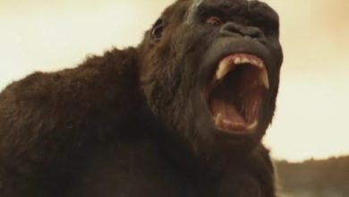 nuovo trailer italiano Kong: Skull Island