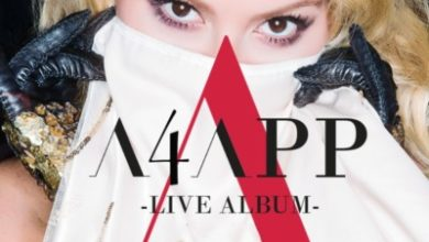 A4APP: The Live Album di Anastacia.