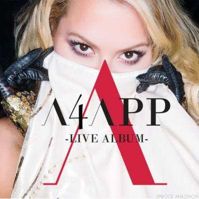 A4APP: The Live Album di Anastacia.
