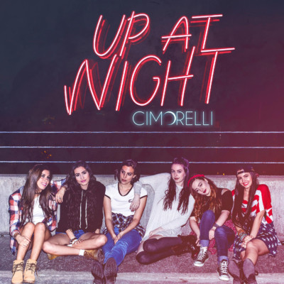 Le Cimorelli nella cover di Up At Night