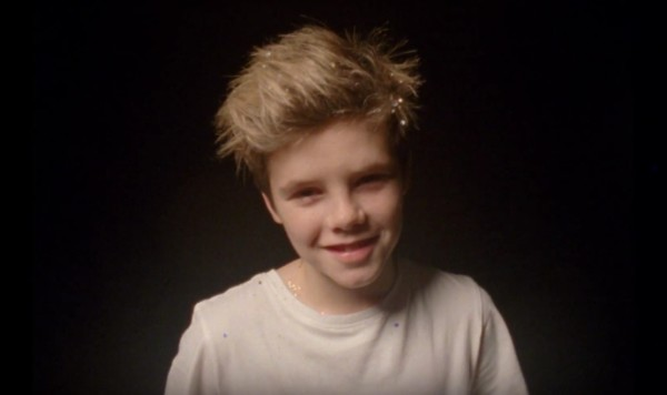 Cruz Beckham video If Everyday Was Christmas