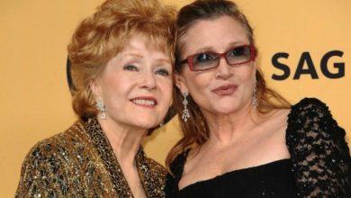 Debbie Reynolds e Carrie Fisher, madre e figlia, morte a pochi giorni di distanza.