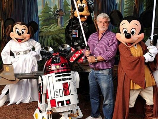 A George Lucas è piaciuto Rogue One