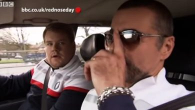 George Michael nel 1 episodio del Carpool Karaoke