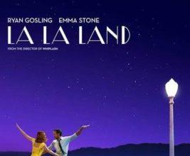 La locandina del film La La Land