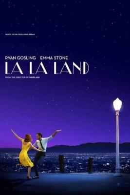 recensione La La Land film - Locandina Film