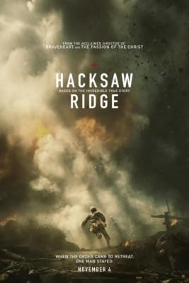 La battaglia di Hacksaw Ridge locandina - film più belli del 2016