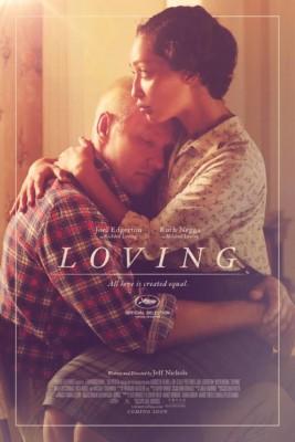 Loving locandina film - migliori film del 2016 - favoriti Oscar 2017