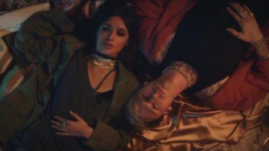 Machine Gun Kelly Camila Cabello video Bad Things