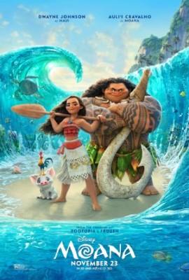 Oceania Film Recensione - Locandina Film