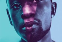 La locandina del film Moonlight