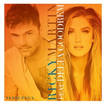 Ricky Martin Delta Goodrem Vente Pa'Ca