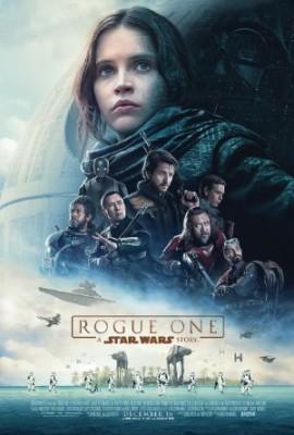 Star Wars Rogue One Recensione - Locandina Film