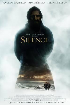 Silence Recensione Film - Locandina Film