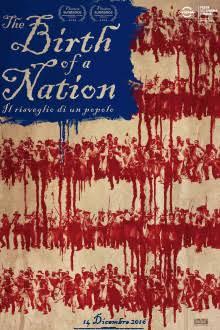 The Birth of a Nation locandina - migliori film del 2016 - favoriti Oscar 2017