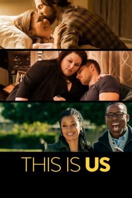 La locandina della serie tv This Is Us - Le più belle serie tv del 2016