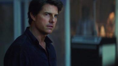 Tom Cruise nel remake La Mummia.