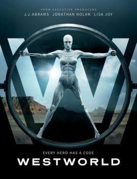 La locandina di Westworld - Le più belle serie tv del 2016