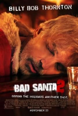 Babbo Bastardo 2 Recensione - Locandina Film