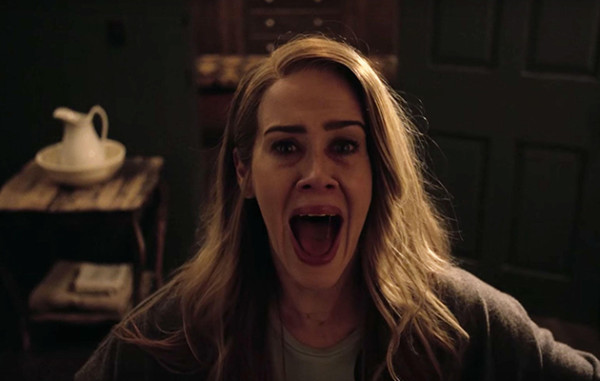 Foto dalla serie tv American Horror Story.