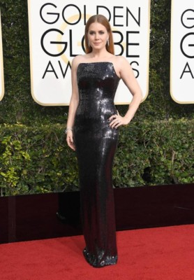 Amy Adams ai Golden Globe 2017