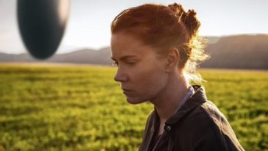 recensione Arrival film - Amy Adams