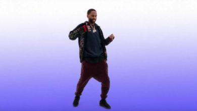 Big Sean nel video per Moves